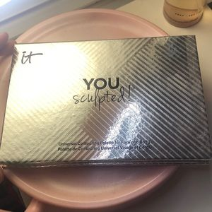 it cosmetics you sculpted pallet